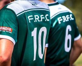 FRFC Players Jerseys Back